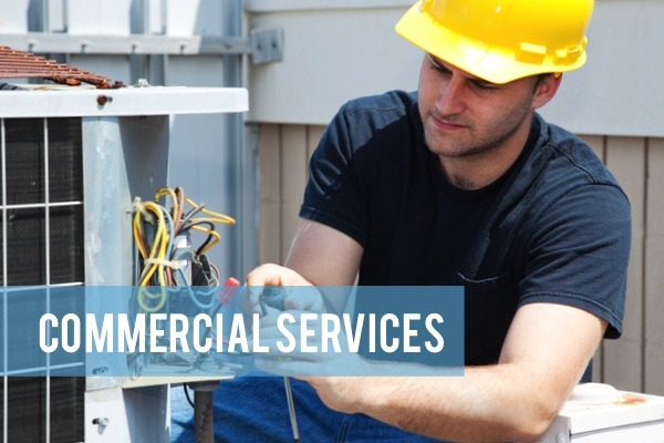 Commercial business electrical services