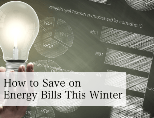 How to Save on Energy Bills This Winter