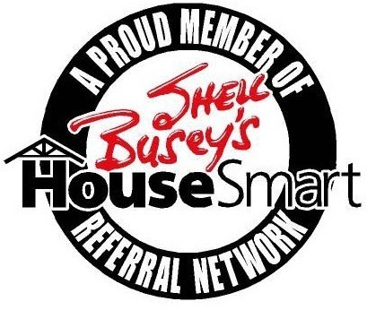 Proud member of Shell Busey's House Smart network
