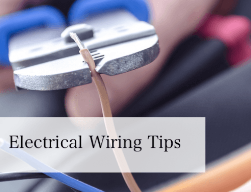 Electrical Wiring Tips