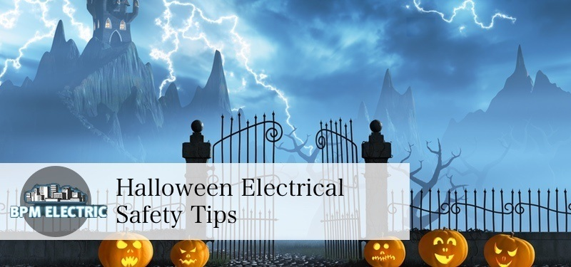 halloween electrician safety tips