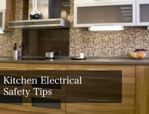 Kitchen Electrical Safety Tips