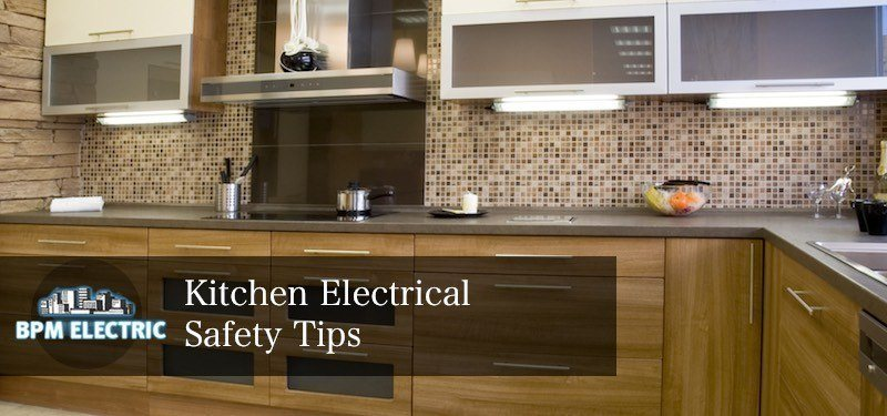 Common electrical code violations bpm electric for 6 kitchen safety basics