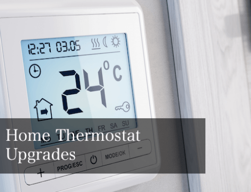 Home Thermostat Upgrades