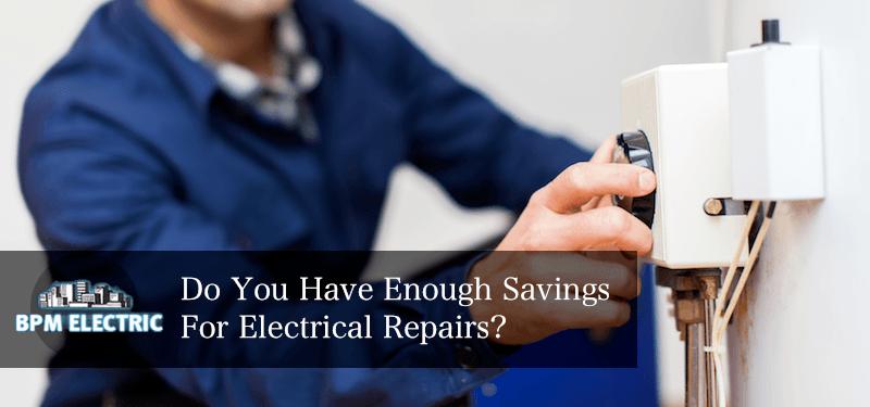 savings-for-electrical-repairs