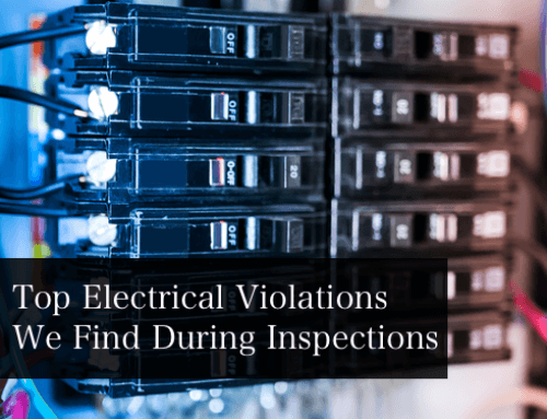 Top Electrical Violations We Find During Electrical Inspections
