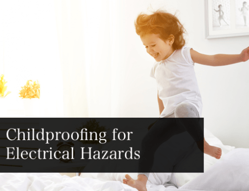 Childproof for Electrical Hazards