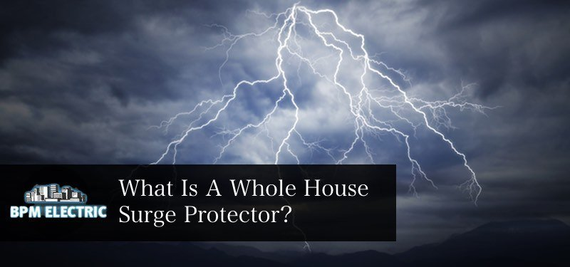 What are whole house surge protectors