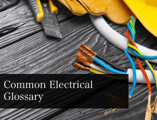 Common Electrician Glossary