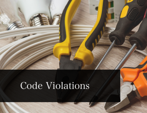 Common Electrical Code Violations