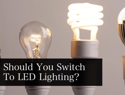 Should I Switch to LED Lights