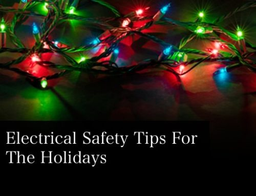 Winter Holiday Lighting Safety Tips