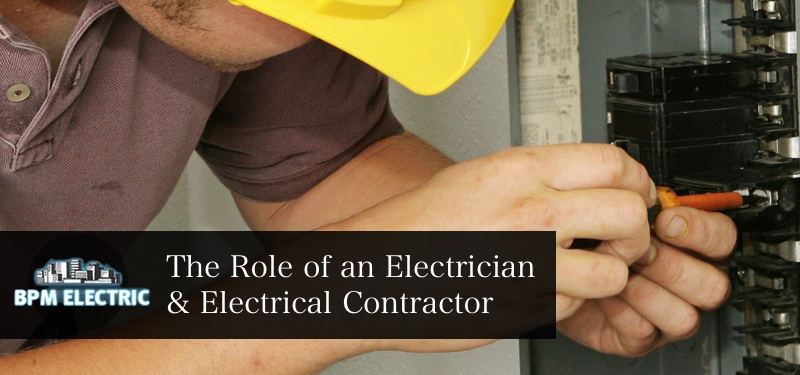 role-of-an-electrician