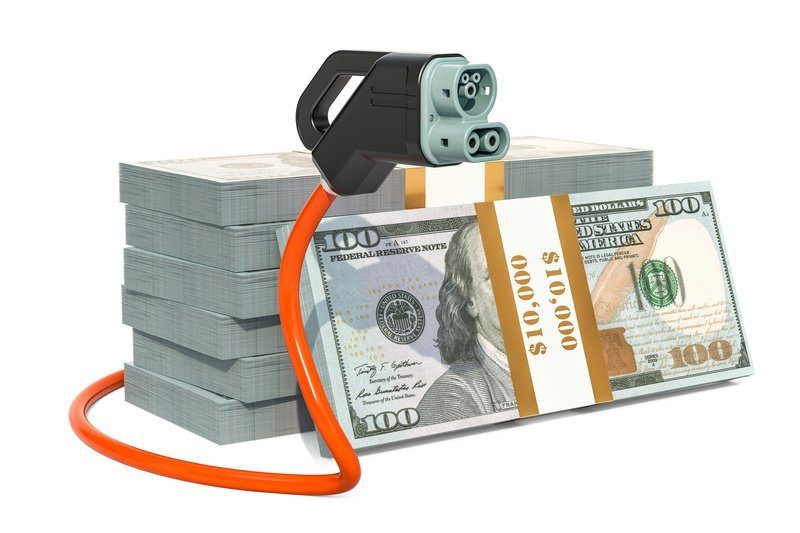 save money after ev charger installation