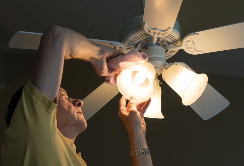 Do you need an electrician to install a ceiling fan
