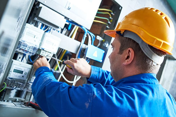 our Cloverdale electrician help different industrials and commercial with wiring systems and troubleshooting services